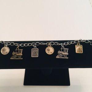 Handmade Train thyme bracelet